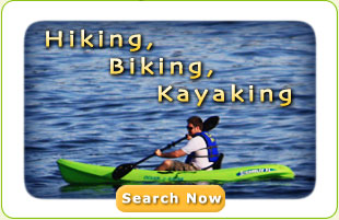 Hiking, Biking and Kayaking in La Jolla