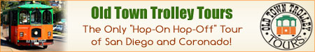 Old Town Trolley Tours San Diego